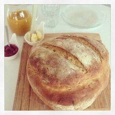 Enkelt morotsbröd - Mitt kök