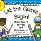Winter Olympics come just every 4 years!  Bring the excitement of the games into your classroom with these engaging activities that celebrate inter...