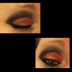Makeup by my awesome friend♥
