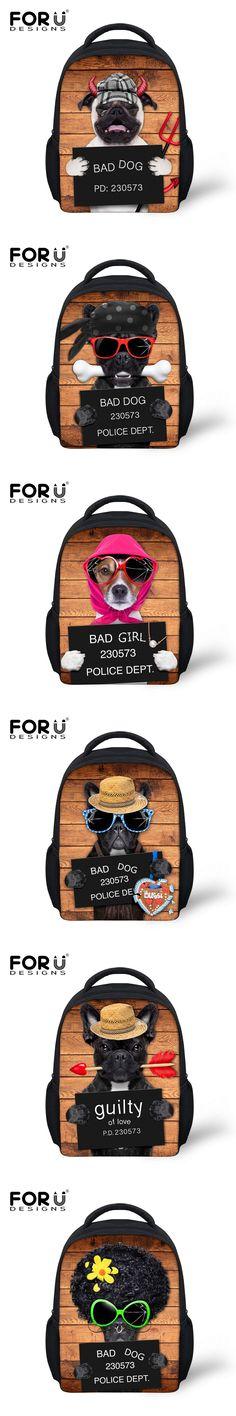 New Arrival Kids School Bag Fashion 3D Animal Student Book Backpack For Teen Boys Girls Children Sport Mochila Infantil Escolar