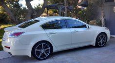 My Acura TL