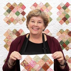 Quilting should be fun and we give you easy quilting projects, quick quilting how-to tutorials, and commentary to keep you smiling till the very last stitch. Quilt Blocks Easy, Strip Quilts, Missouri Star Quilt Tutorials, Quilting Tutorials, Msqc Tutorials, Quilting Ideas, Quilting Projects, Jelly Roll Quilt Patterns, Quilt Block Patterns