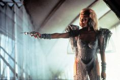 Tina Turner as Auntie Entity in Mad Max Beyond Thunderdome