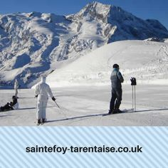 Sainte Foy, In The Heart, Mount Everest, Skiing, Vacation, Mountains, Travel, Ski, Vacations