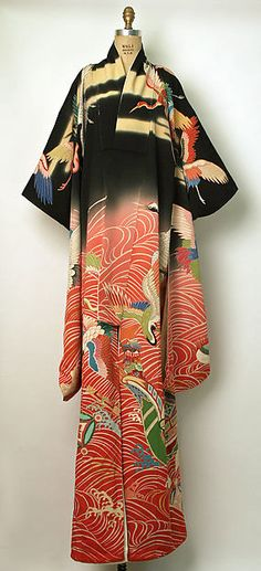 Furisode | Japanese | The Met