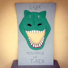Feed the TRex