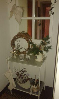 Weihnachtstisch Ladder Decor, Home Decor, Decoration Home, Room Decor, Home Interior Design, Home Decoration, Interior Design
