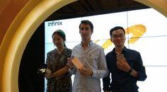 PT Equityworld– Hadirkan fitur pemindai sidik jari dan kamera selfie yang mumpuni, Infinix Indonesia percaya Infinix Hot S mereka mampu bersaing dengan ponsel pesaing mereka yakni Oppo F1. A…