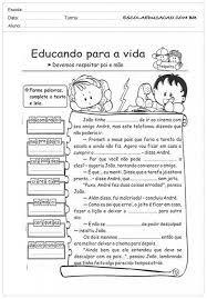 Resultado De Imagem Para Textos Sobre Valores Disciplina Com