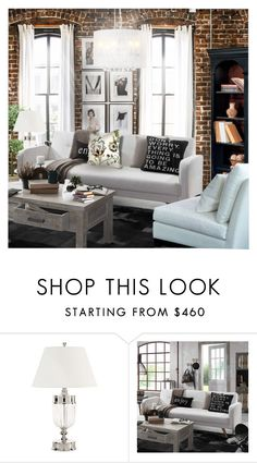 """Everything is Going to Be Amazing"" by annmaira ❤ liked on Polyvore featuring interior, interiors, interior design, home, home decor, interior decorating, Bradburn Gallery, Vanessa Mitrani and Kravet"