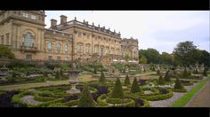 Discover The Treasure Houses Of England