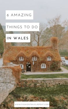 The Best Things to Do on a Day Out in Wales - FashionTravelRepeat The castles, the old pubs, the wild beaches - I could go on and on. If you're looking for ideas for your day out in Wales, this post covers the best things to do during your trip. South Wales, Wales Uk, Beautiful Places To Visit, Cool Places To Visit, Places To Go, Cardiff, Cornwall, Parks, Castles In Wales