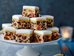 Mary Berry's Christmas cake bites, and more festive must-bakes