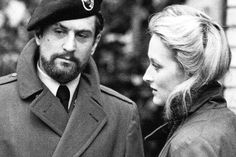 Robert De Niro and Meryl Streep in The Deer Hunter, 1978