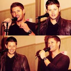 Jensen Ackles and that smile