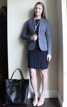 Business dress fashion blog