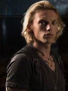 Jamie Campbell Bower as Jace. Cant wait for the movie!