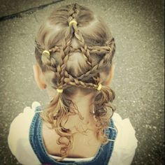 Shaynas star braid