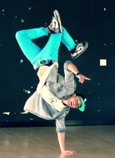 Matt Steffanina being awesome