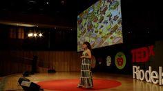 Games and Art - Use Subtitles - El Arte en Juego: Maria Lujan Oulton at TEDxRiodelaPlata