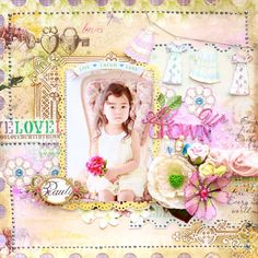 I am the host for December traditional challenge at inspireME! This is one of my sample layouts.