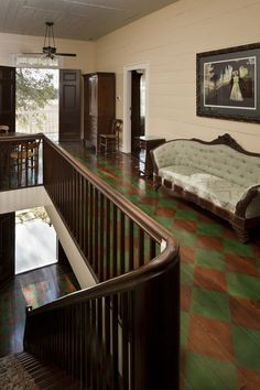 traditional hall by Volz & Associates, Inc.