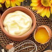 Recetas de diferentes tipos de mayonesa