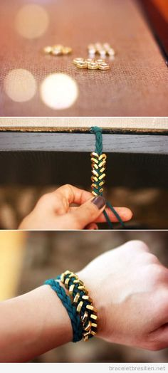 You will definitely love these 46 Easy DIY Jewelry Ideas.