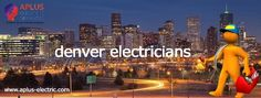 Lighting, wiring, appliances, and outlets will all be installed by your hired electrician. At present each one has busy life style and schedule and in this case stuffs like oven, frizz, washing machine and a lot of other electronic types of equipment are very essential and if they are not working properly so you can hire denver electricians and must visit at aplus-electric.com;