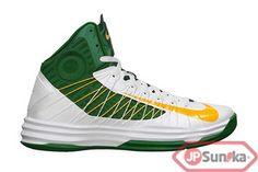 new arrivals dfffe b1803 Nike Lunar Hyperdunk 2012 X Brazil (535359-104) Nfl Packers, Nike Roshe