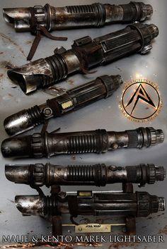 custom lightsaber - Recherche Google