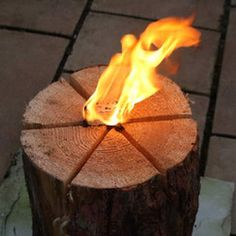celtic candle log - Google Search