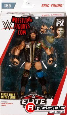 WWF WWE Elite Mattel Wrestling Figure MOC Elias Série 73 NEUF