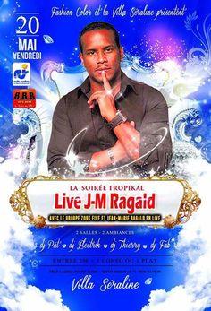 Live JM RAGALD Villa Séraline Vous aussi intégrez vos événements dans l'Agenda des Sorties de www.bellemartinique.com C'est GRATUIT !  #martinique #concert #agenda #sortie #soiree #Antilles #domtom #outremer