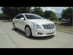 2013 Cadillac XTS Review & Test-Drive by The Car Pro