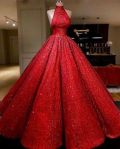 Sweet 16 Dresses, Sweet Dress, Elegant Dresses, Pretty Dresses, Dress Red, Glamorous Dresses, Ball Gown Dresses, Evening Dresses, Ball Gowns Evening
