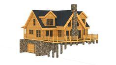 Davidson | Southland Log Homes