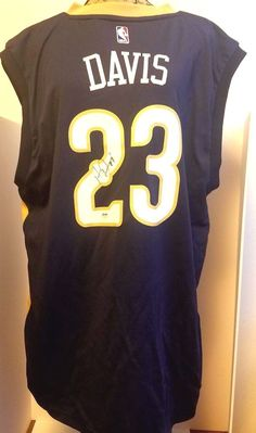 b7ab18e99 Details about ANTHONY DAVIS Signed ADIDAS Pelicans Basketball Jersey  PSA DNA  AC27796. Pelicans BasketballAnthony DavisNew Orleans ...