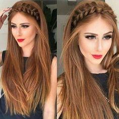 20 Ideas De Peinados Para Cabello Largo - #20 #cabello #de #Ideas #Largo #para #Peinados