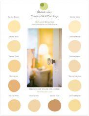 Natural Blondes Interior Paint: Devine Color