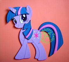 moldes de my little pony foami - Buscar con Google
