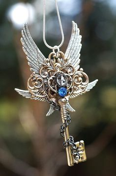 I found 'Epic Winter Key Necklace by KeypersCove on Etsy' on Wish, check it out! Key Jewelry, Cute Jewelry, Jewelry Accessories, Jewlery, Old Keys, Magical Jewelry, Key To My Heart, Key Necklace, Necklaces