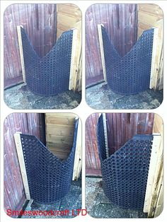 Image result for wooden hay feeders for horses