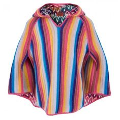 Missoni Zig-Zag Reversible Cape