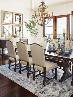 The finest quality linen forms the canvas upon which the Valetta Dining Chairs work their clean and clever magic. Built on frameworks of solid hardwoods, these chairs welcome you with open arms. Dining Room Walls, Dining Room Design, Dining Room Furniture, Dining Chairs, Dinning Room Wall Decor, Accent Furniture, Elegant Dining Room, Luxury Dining Room, Home Interior