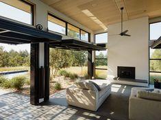 Sonoma Wine Country by Feldman Architecture | HomeAdore