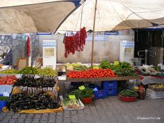 Fethiye Friday Market - A Guide | Turkey's For Life...