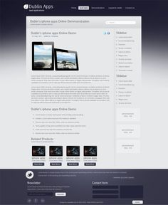 Dublin iPad Apps – Blog Inner Page