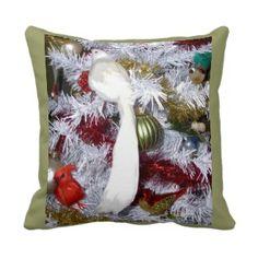 Christmas Bird Decorations American MoJo Pillows Unusual Christmas Gifts, Christmas Bird, Christmas Gifts For Boyfriend, Personalized Christmas Gifts, Boyfriend Gifts, Holiday Gifts, Christmas Holidays, Christmas Ornaments, Bird Decorations