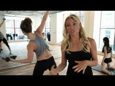 Tracy Anderson Workout tips-part 2 (I can't stand her, but the workout seems effective)